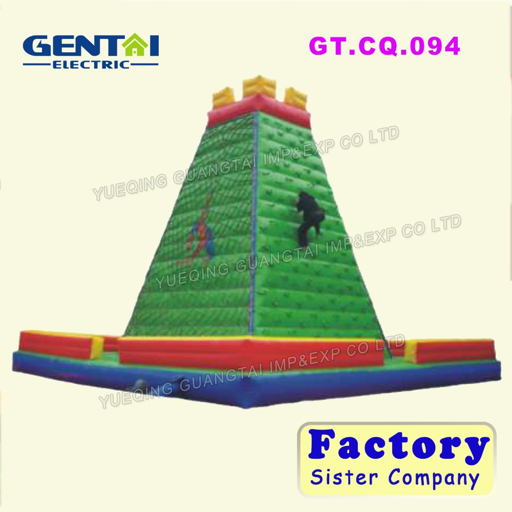 GT.CQ.094 cheap inflatable bouncer,inflatable art panels for sale