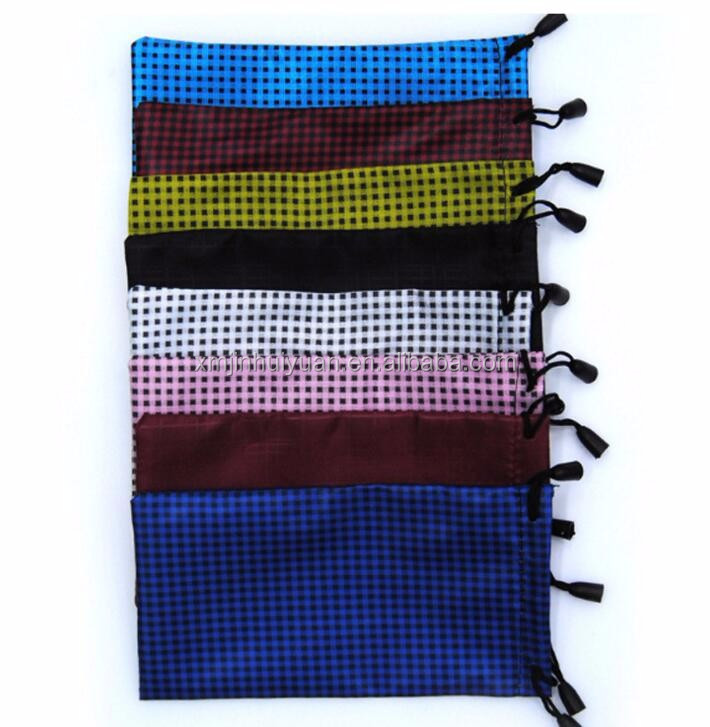 Wholesale low price sunglasses pouch mobile jewelry gift pouch