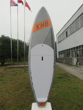 high quality carbon fiber strength surfboard/ sup paddle board/carbon race stand up paddle board