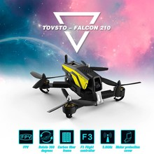TOVSTO Micro Copter 210mm FPV RTF Carbon Fiber Racing Drone with OSD
