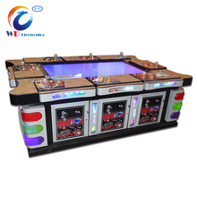 Wangdong urkey hot Sale Kids Coin Operated Arcade tickets fishing game machines