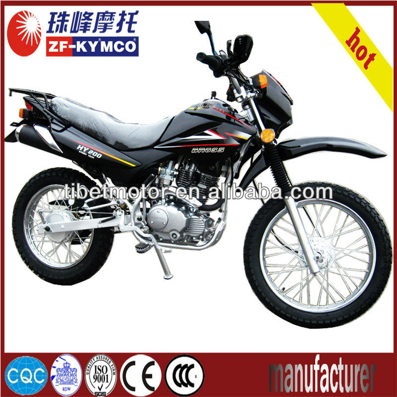 custom cheap china motorcycle for sale (ZF200GY)