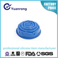 Safty Non-stick Silicone Cake Mold with High Quality Raw Material