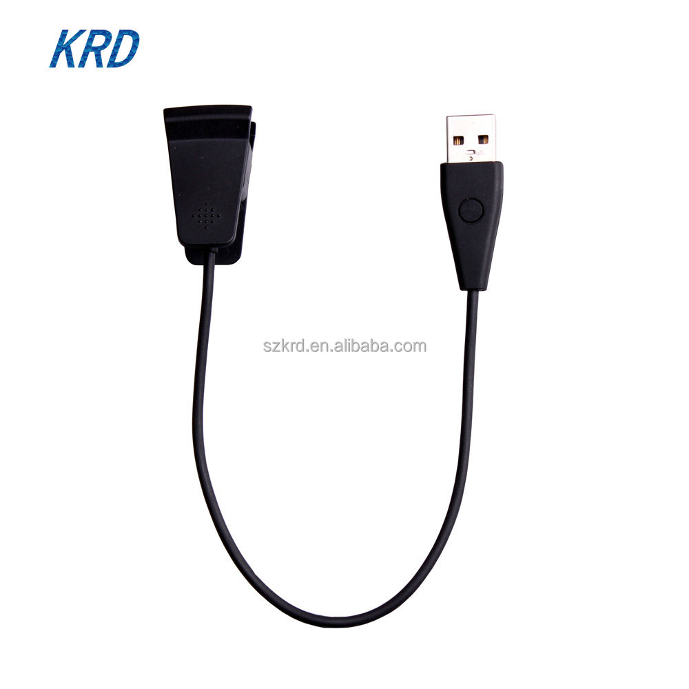Hot New selling Replacement USB Charging Cable Power Charger For Fitbit Alta Smart Wrist Band