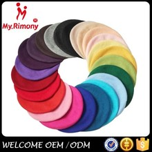 brighten and fashion cheap various color beret