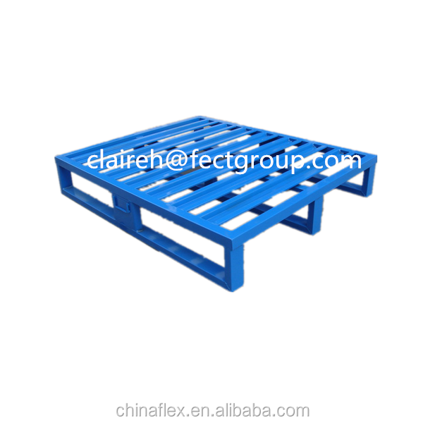 Warehouse Steel Bins Storage Stacking Metal Container Pallet Rack