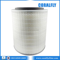 High performance 395773 different function different color air filter pap
