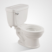 Alibaba China Ceramic Siphonic safety Side Handle Baby Toilet