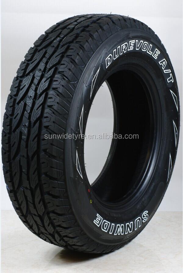At Car Tire 245/70r16 245/65r17 275/65r18 275/55r20 - Buy ...