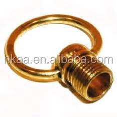 China copper ring nippel lamp fitting