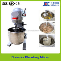 B series food planetary mixer, food mixing machine