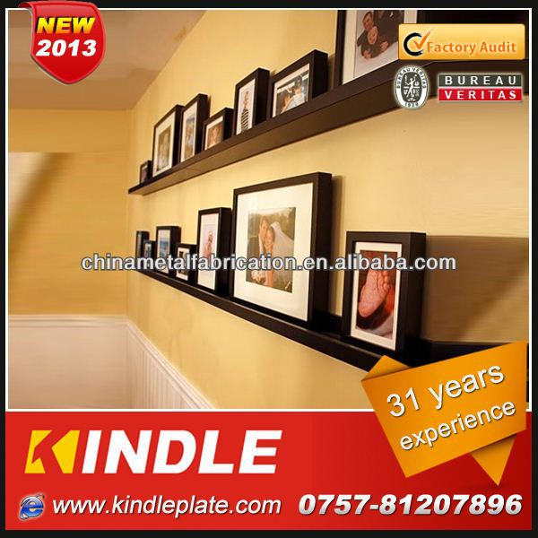 Kindle custom hanging floor display stand