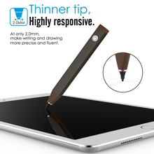 Popular 2017 hot sell active touch screen stylus pen for smart board and smartphones