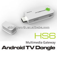Best android tv dongle with AML8726-mx chipset ARM Cortex-A9 MXS processor