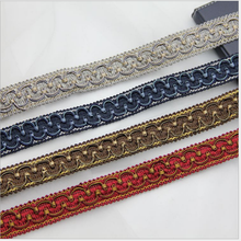 2018 Home textile decorative 3cm Polyester sofa braid gimp