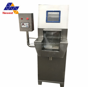 Hot sale saline injector machine/meat marinade beef pork fish turkey chicken brine injection/meat processing saline injector
