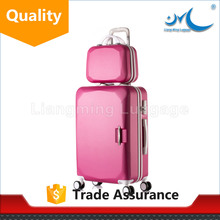 wholesale new style ABS+PC travel luggage/trolley suitcase