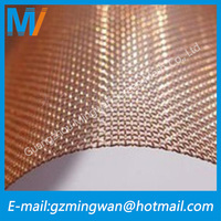 Brass/Red Copper Wire Mesh(China Manufacture & Export)