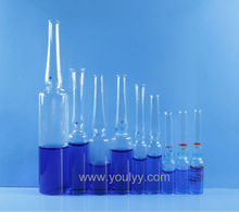 5ml type B color point and break ring glass ampoule