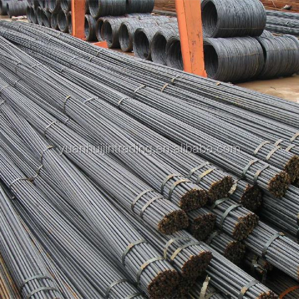 BS4449 deformed steel bar rebar /deformed steel bar