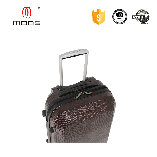 OEM Fancy Travel Bag Crocodile Luggage Croc Spinner Luggage