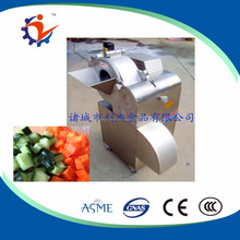 Factory direct stainless steel dicing machine fast food processing equipment dicing machine stainless steel dicing equipment