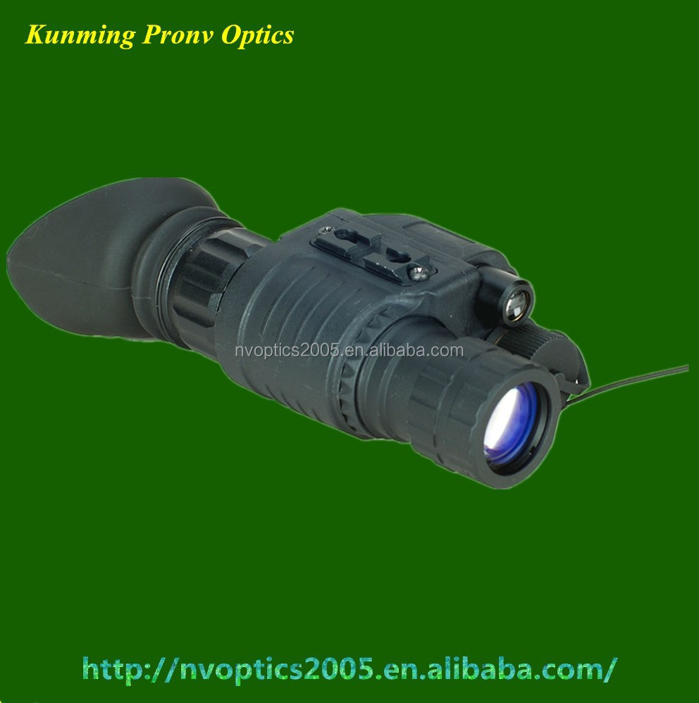 Gen2+/3 pvs-14 military night vision monocular head mounted