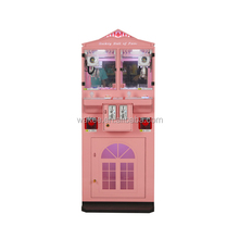 Direct sale crazy toys arcade toy gift amusement park claw crane machine for sale malaysia