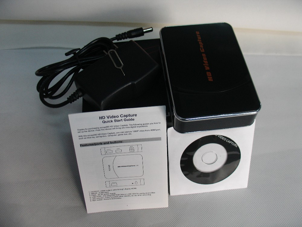 Standalone video capture card HD Game Video Capture ezcap280H