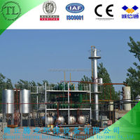 Highest technology used oil refinery plant,crude oil recycling plant