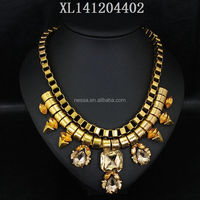 fashion necklace 14 karat gold jewelry wholesale NSNK-21108