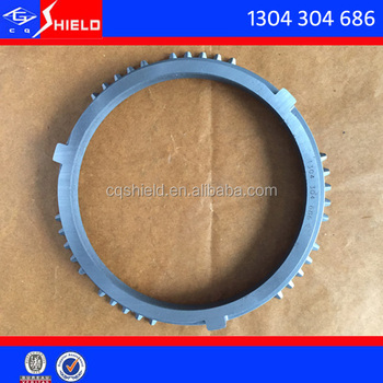 1304304686 transmission cover for truck and bus 16k130/160/190 synchronizer ring