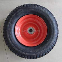 16x6.50-8 tubeless snow blower tyre,snow thrower mud tire,lawn mower wheels
