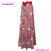 Factory Price High Quality Hand Work New Design Casual Maxi Dress