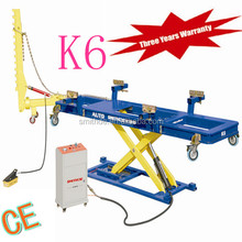 K6 mini car bench car lift auto body laser measuring system with CE