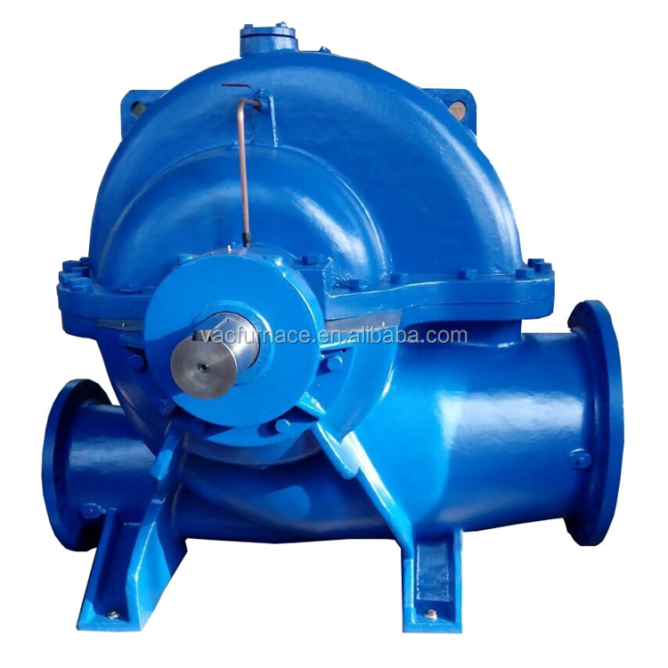 GSN series high-efficiency horizontal double suction split casing pumps
