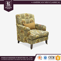 Modern Luxury Style Fabric Sofa / Furniture With High Quality For living room leisure chair