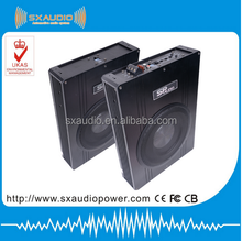 "Good quality high power 8"" active slim subwoofer,500WATTS underseat subwoofer,speakers subwoofer"