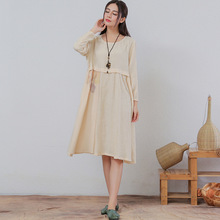 Women fashion stitching dress for lady from online shopping china clothes