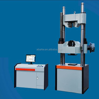 WEW-600B General utility compression frames Universal Impact material testing machine