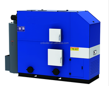 Automatic wood pellet steam boiler