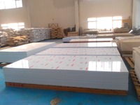 Food grade pp board high temperature deformation of high quality pp board white pp board