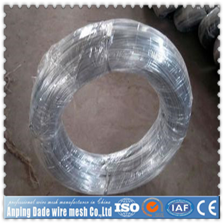 high quality anping factory sell galvanized binding wire price