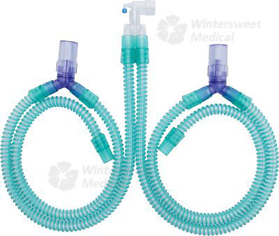 CE Medical Equipment of Anesthesia Breathing Circuit