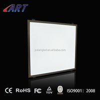 6 PCS Pure White 4000K 3600LM 36W LED Panel Light+Led Power CE 600*600mm 4014 Epistar LM-80 Super Brightness 3 Years Warranty