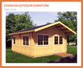 Wholesale price Double floor leisure log houses china