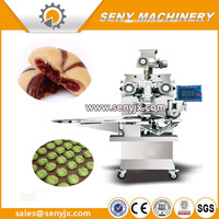 PLC Multifunction Automatic Happy Cream Biscuits