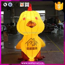 Vivid High Simulation Outdoor Giant Custom-made Inflatable Chicken