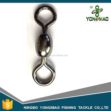 Bulk fishing tackle high quality crane swivel