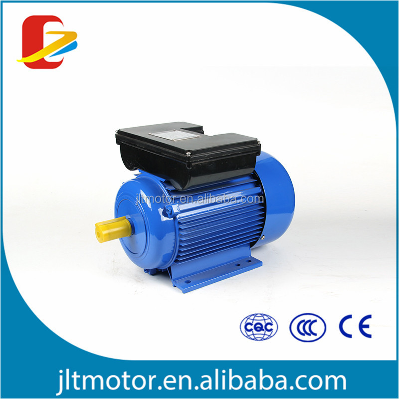 YL series single phase 2800rpm 80m-0.75kw/2p motor